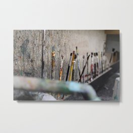 Art Room Metal Print