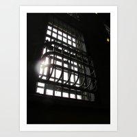 Light My Cell Art Print