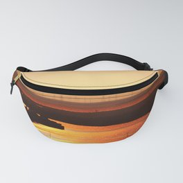 River on Fire Fanny Pack