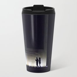Tower at Night Travel Mug
