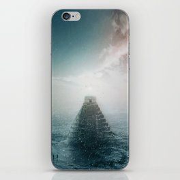 The Siberian Divide iPhone Skin