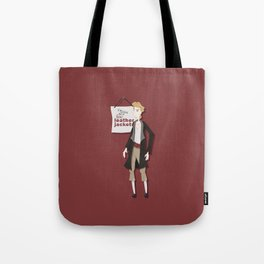 Leather Jackets Tote Bag