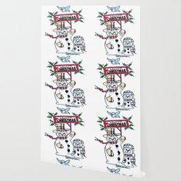 Holly Jolly Christmas Wallpaper