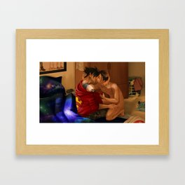 Adulthood Framed Art Print