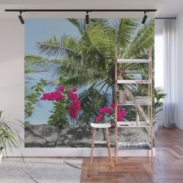Summer In Paradise Wall Mural