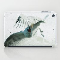 wings iPad Cases featuring Wings by Bella Blue Photography