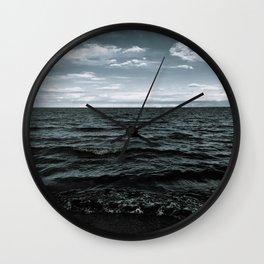 Baltic Sea Wall Clock