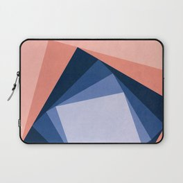 Abstract Square Games Laptop Sleeve