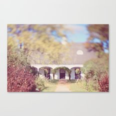 Queeny Park Barn Canvas Print