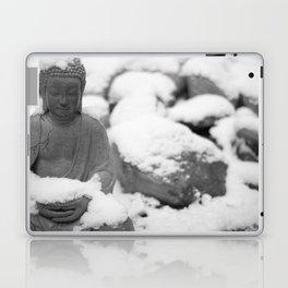 Buddha in Himalaya Laptop & iPad Skin