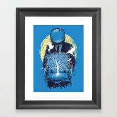 A new life Framed Art Print
