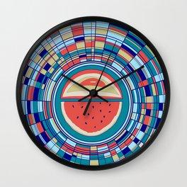Mellon Wall Clock