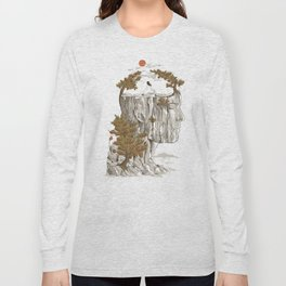 A Beautiful Mind Long Sleeve T-shirt