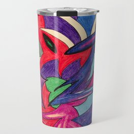Sagittarius Strut Travel Mug