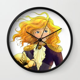 Tammy Wurtherington: Freedom Fighter Wall Clock