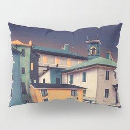 Castles at Night Pillow Sham