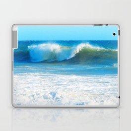 Surf and Spray Laptop & iPad Skin