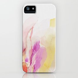 Flora Luna iPhone Case