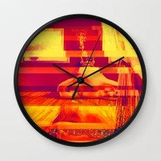 Figueres, Spain   Project L0̷SS   Wall Clock