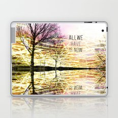Unexplored Avenues by Debbie Porter Laptop & iPad Skin