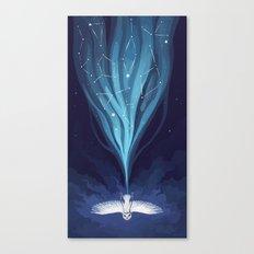 Night Owl 2 Canvas Print