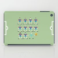 barcelona iPad Cases featuring barcelona by skip ad