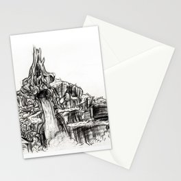 Splash Mountain Stationery Cards