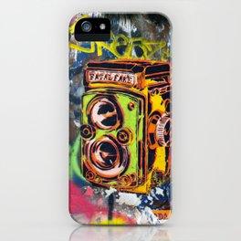 STREET ART #22 iPhone Case
