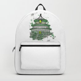 Temple Backpack