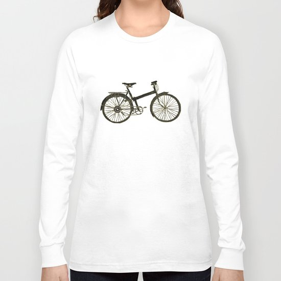 Bicycle Long Sleeve T-shirt