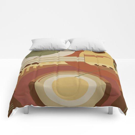 PA6 Comforters