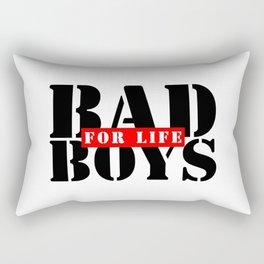 BAD BOYS FOR LIFE Rectangular Pillow