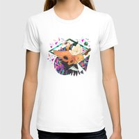 kris tate T-shirts featuring PAPAYA by Carboardcities and Kris tate by cardboardcities