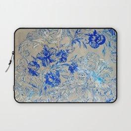 Blue Revival Laptop Sleeve