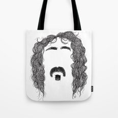 Frank Zappa Tote Bag