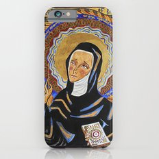 St. Hildegard of Bingen iPhone 6s Slim Case