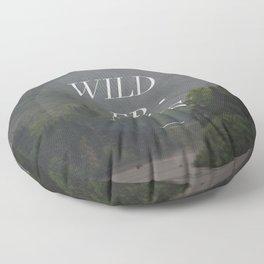WILDERNESS — Floor Pillow