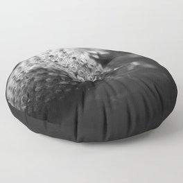 the fragile days Floor Pillow
