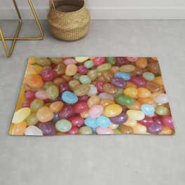 Colourful Jelly Beans Rug