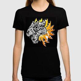 Golden Tiger Ecopop T-shirt