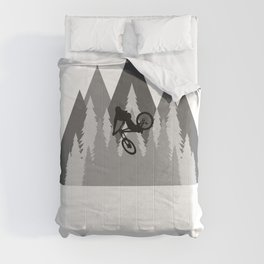 MTB Whip Gray Comforters