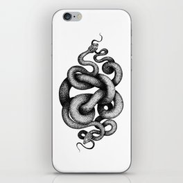 And They're Writhing iPhone Skin