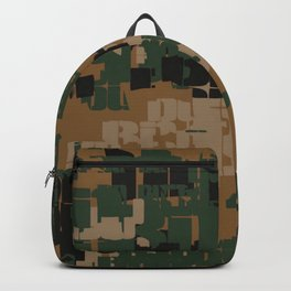 Camo BINDU  Backpack