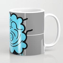 Calp Scrub Doodle Coffee Mug