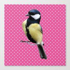 Bird 02 Canvas Print