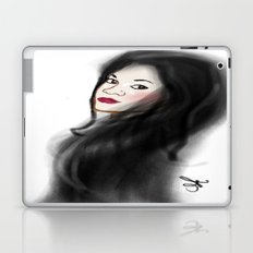 The Ghost of Christmas Yet to Come - Charles Dickens A Christmas Carol - Selfie Laptop & iPad Skin