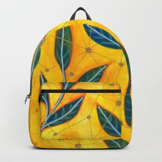 connected to nature Backpack