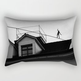 Art in Basel Rectangular Pillow