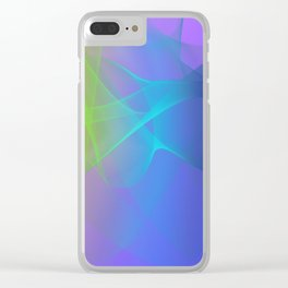 Power and positive energy, 23 Clear iPhone Case