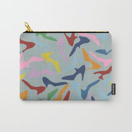 Shoes Zoom Grey Carry-All Pouch